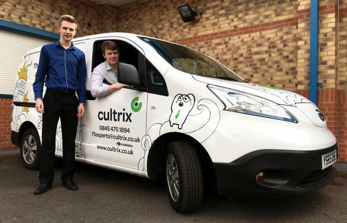 Double apprenticeship success at Cultrix