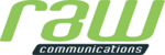 Raw Communications logo
